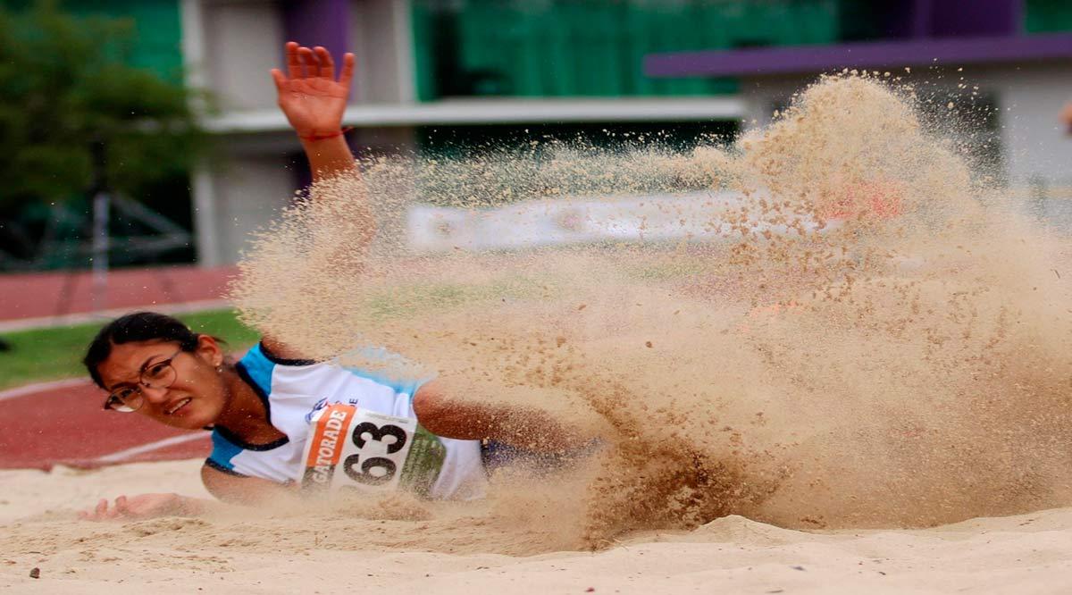 Busca Ángela López las marcas para estar en los Juegos Panamericanos de la Juventud en Cali