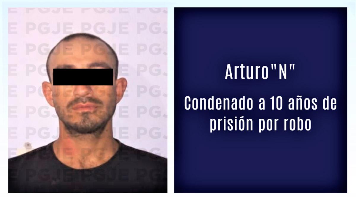 Sentenciado a 10 años de prisión por robo a escuela en Mulegé