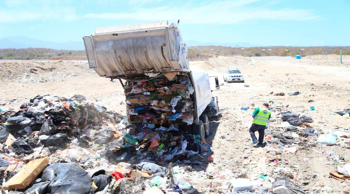 Recomiendan separar de la basura doméstica los residuos peligrosos en Los Cabos