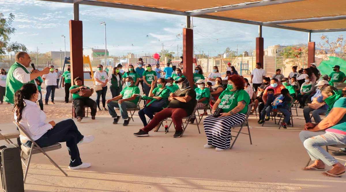 """Propone """"Chaky"""" Van Wormer programas de empleo temporal en Los Cabos"""