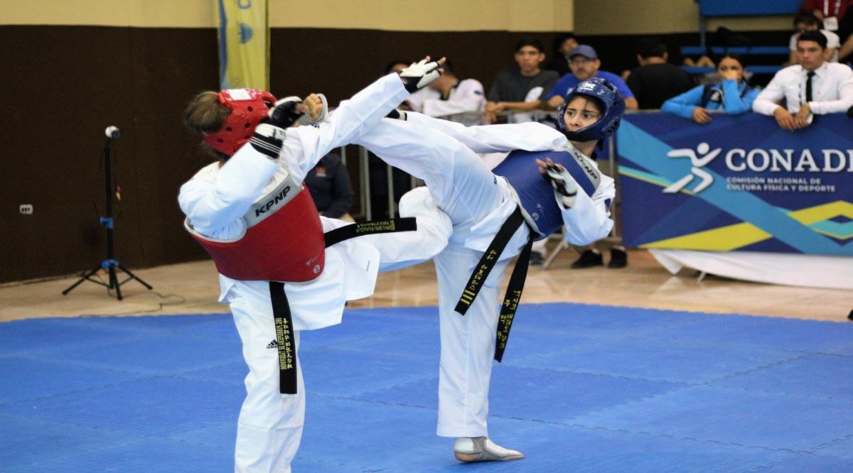 Buscarán taekwondoínas lugar para el Mundial de China