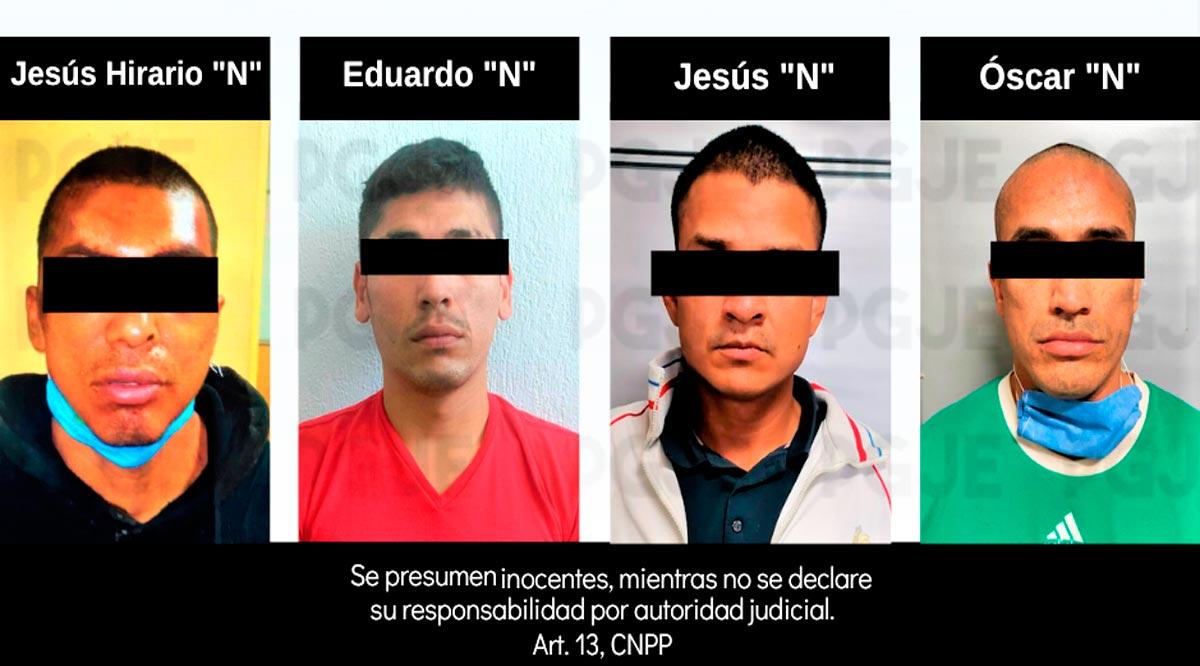 Detienen a 6 presuntos responsables de delitos en BCS