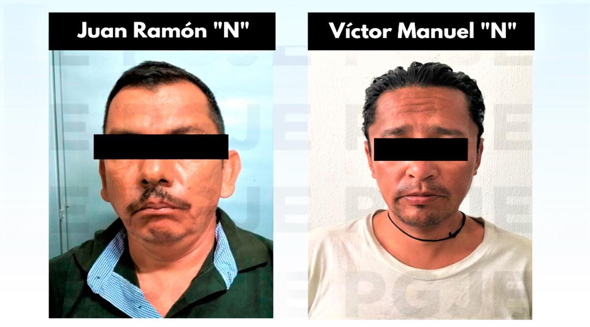 Detienen a 2 sujetos en BCS por la comisión delitos