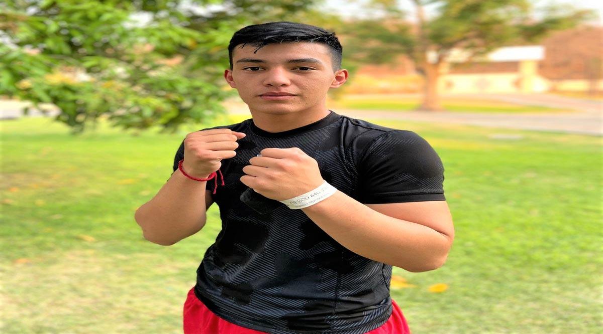 Va Jaime Osuna por el campeonato en el Festival Olímpico de Boxeo
