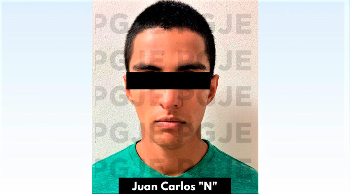 Tras las rejas y lo vinculan a proceso por robo con violencia en La Paz