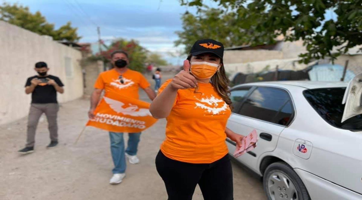 Condena Lavinia Núñez insensibilidad federal por no vacunar contra el Covid-19 a trabajadores de salud privados