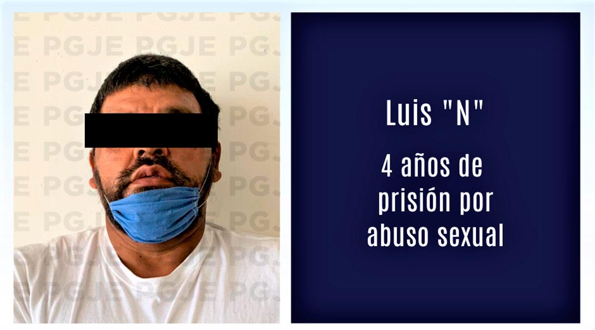 Pasará abusador sexual 4 años en prisión en Mulegé