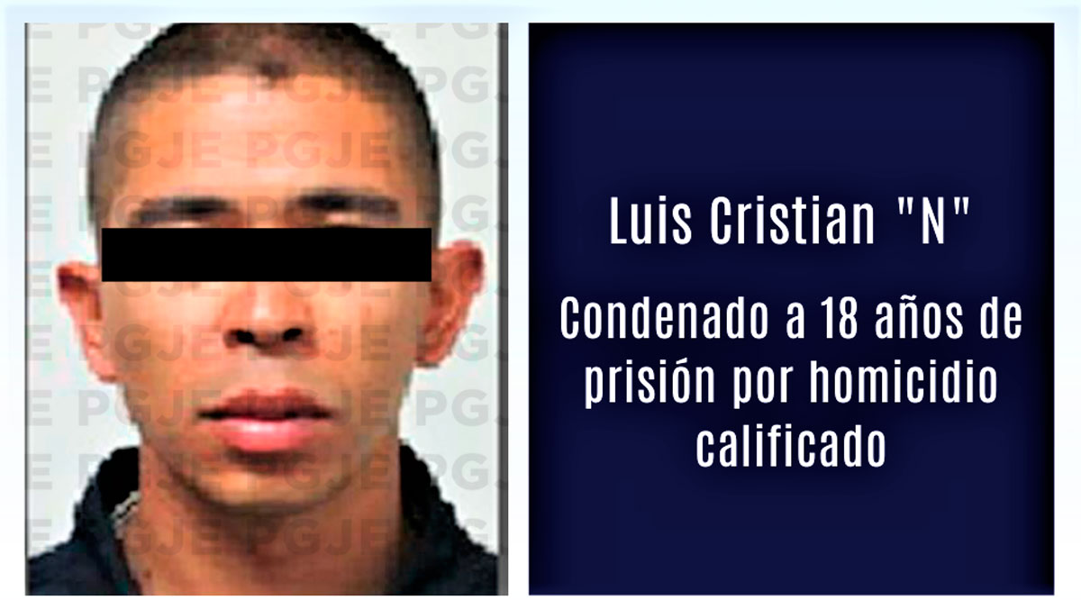 """""""El Paqueao"""" pasará 18 años 9 meses en prisión por homicidio en Mulegé"""