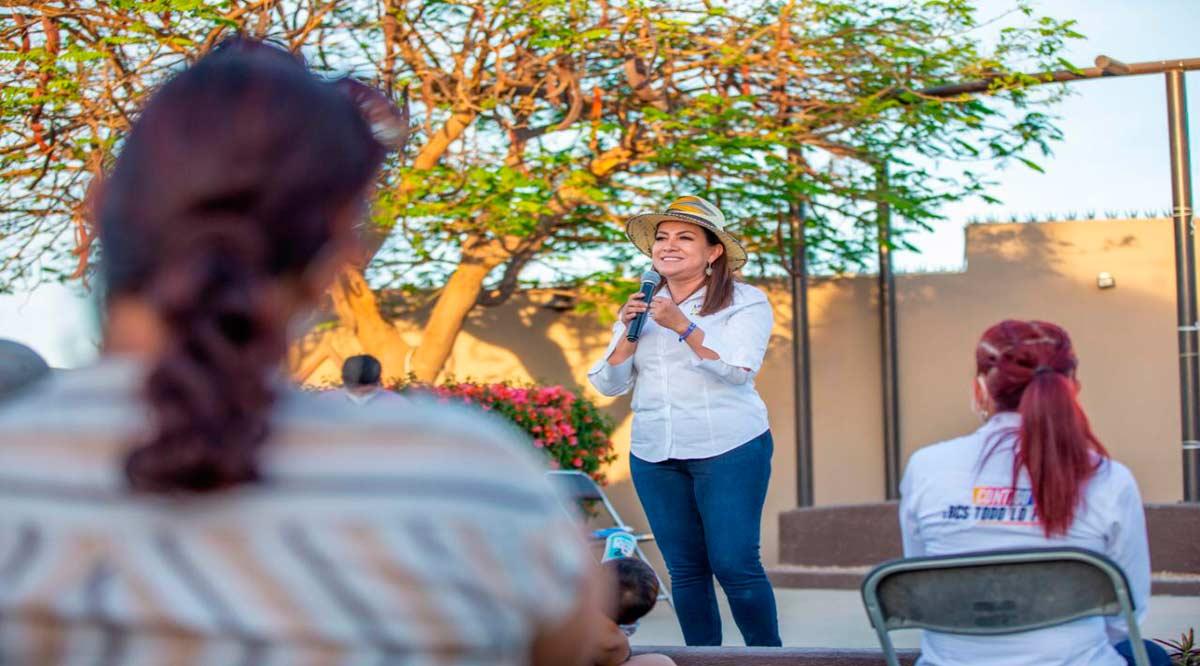 Se apoyará a mujeres emprendedoras de Los Cabos: Lupita Saldaña