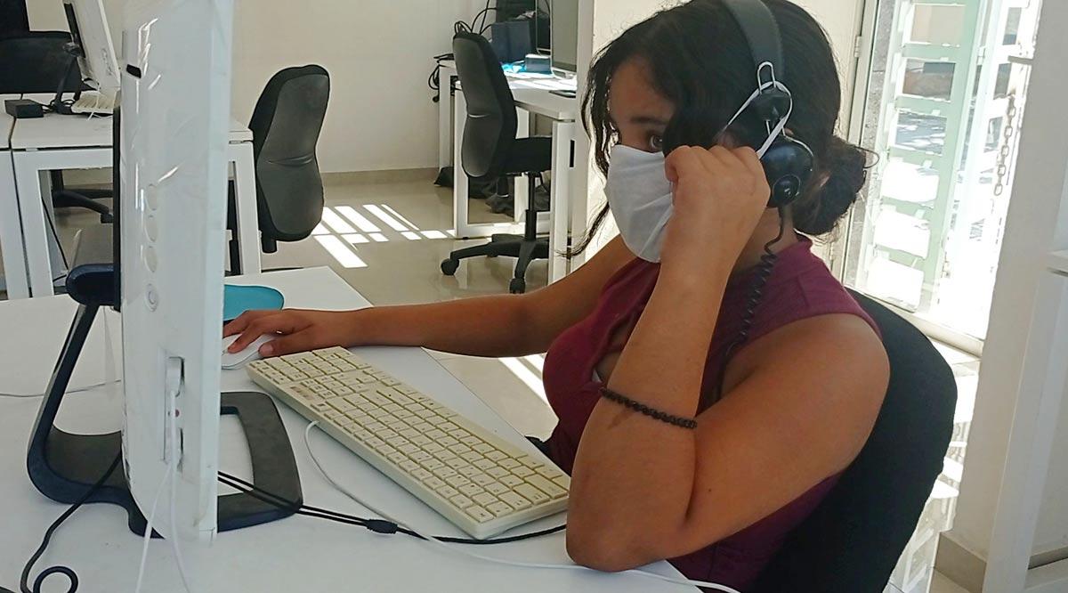 Apoyan los Módulos Digitales a los estudiantes de Los Cabos durante la pandemia