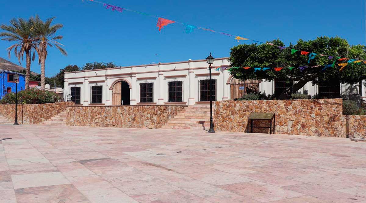 Puede visitarse el Museo de Historia Natural de CSL