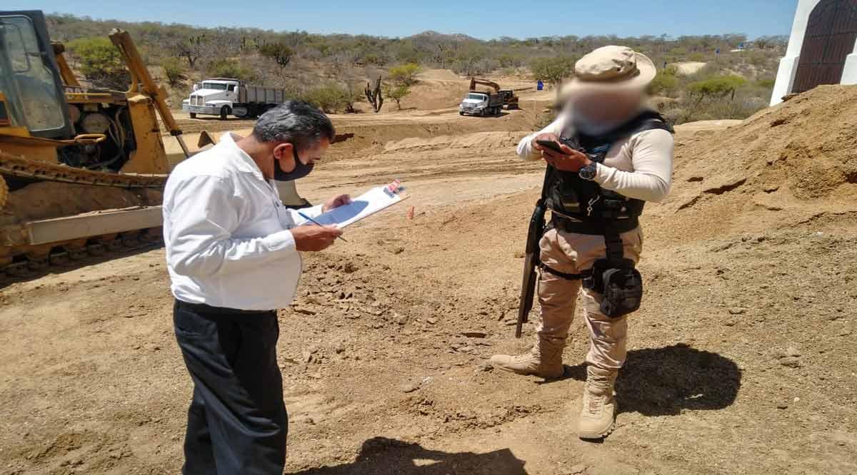 Notifican a empresa de seguridad privada por operar con uso de arma de fuego sin tener permiso