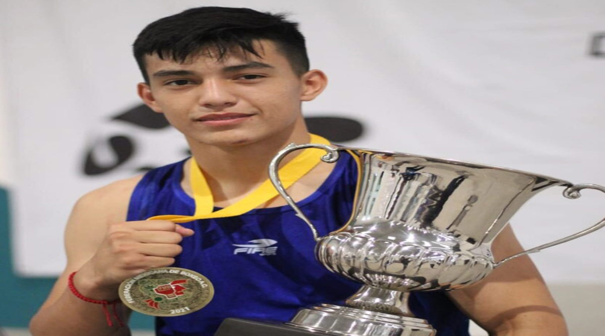 """Se coronó """"Monstruo"""" Osuna y fue designado mejor boxeador del Festival Olímpico"""