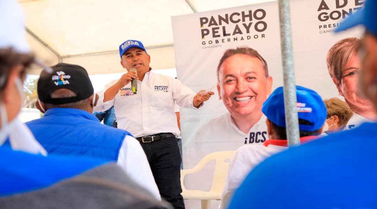 Anuncia Pancho Pelayo el Fondo de Reconversión para Pesca y Seguro de Vida a Pesca Deportiva