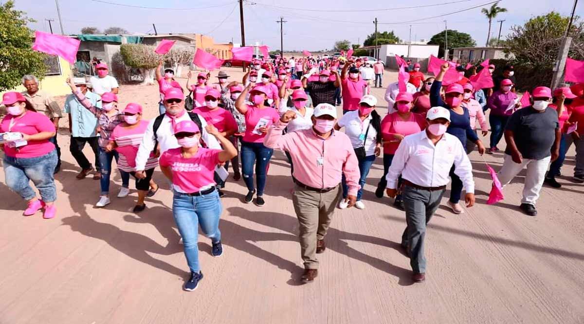 """""""Trabajando con responsabilidad vamos a recuperar la confianza ciudadana"""": Roberto Pantoja"""