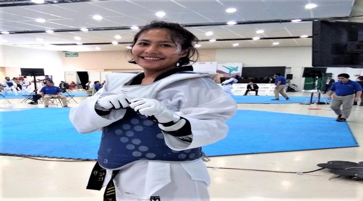 Entran en acción seleccionadas de taekwondo en el nacional