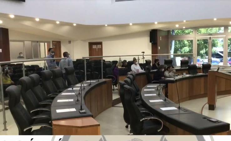 No llegaron Diputados de Morena y no hubo sesión en el Congreso de BCS