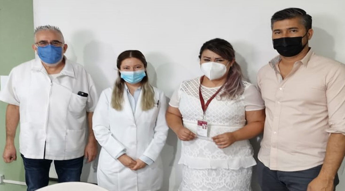 Nombran a María Saldaña como Directora de la Clínica Hospital del Issste en Santa Rosalía