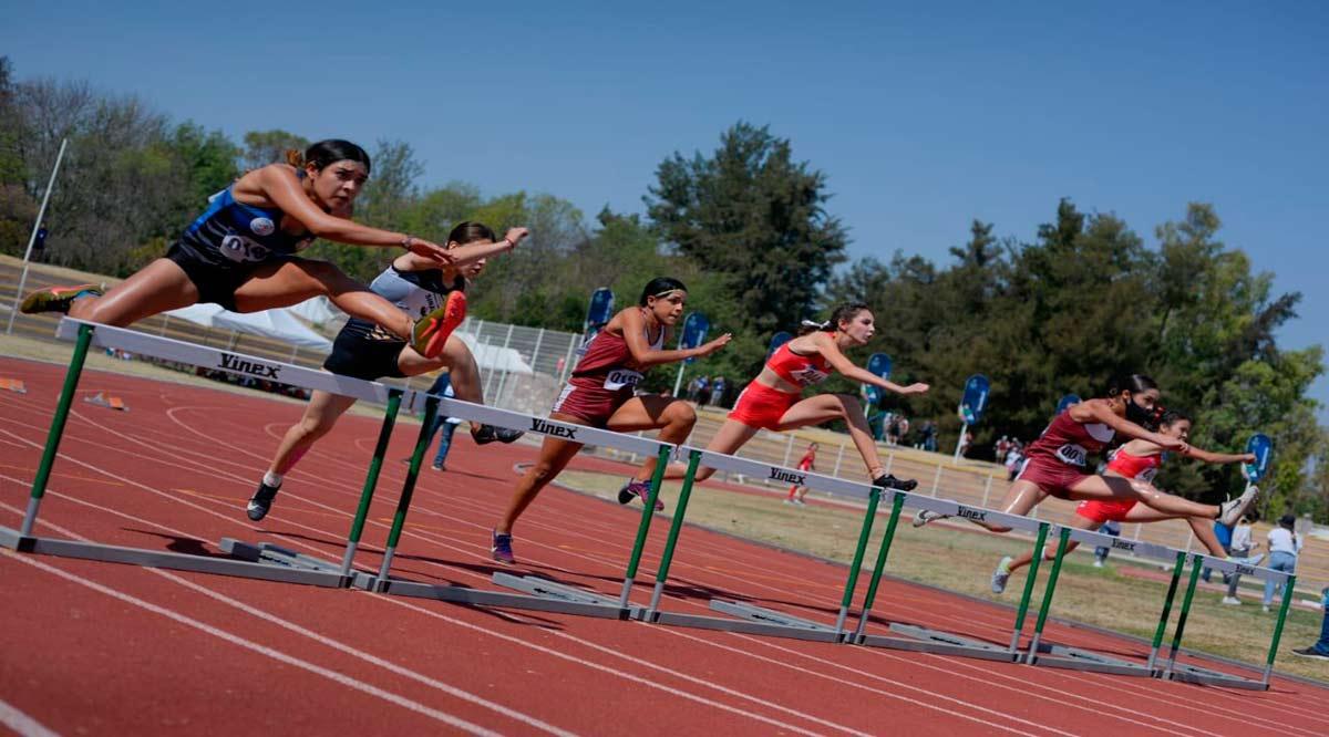 Se suman 6 atletas de BCS a los Nacionales Conade
