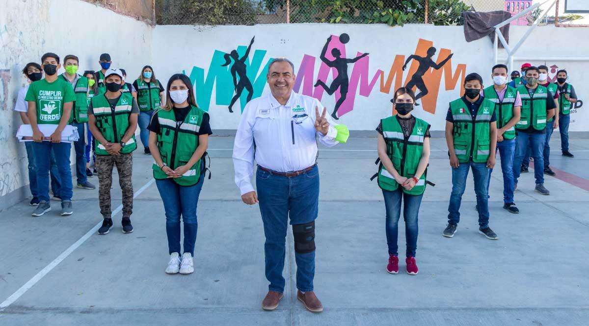 """""""Tomaremos en cuenta a los jóvenes con un gobierno incluyente en Los Cabos"""": Carlos Van Wormer"""