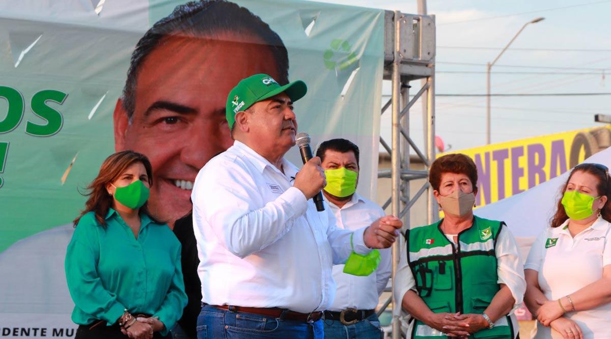 """Invita """"Chaky"""" Van Wormer a concientizar el voto en Los Cabos"""