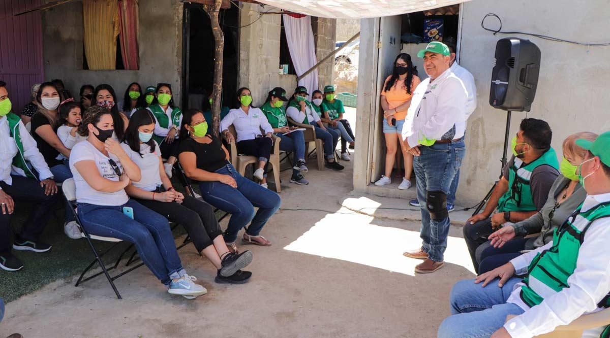 """""""Seguridad y desarrollo sustentable para Los Cabos"""": Carlos Van Wormer"""