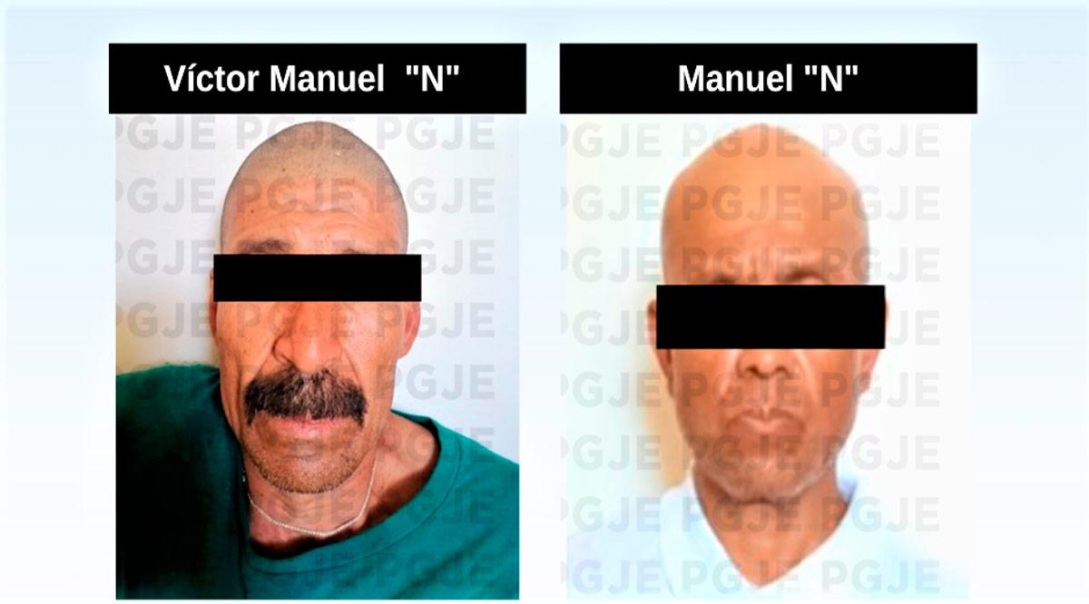 Aseguran a 2 sujetos en posesión de droga en Loreto