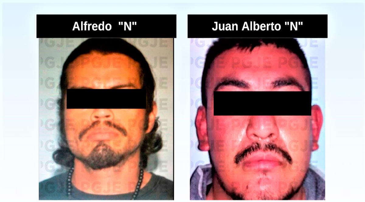 Cumplimentan orden de aprehensión contra 2 sujetos por homicidio calificado en La Paz