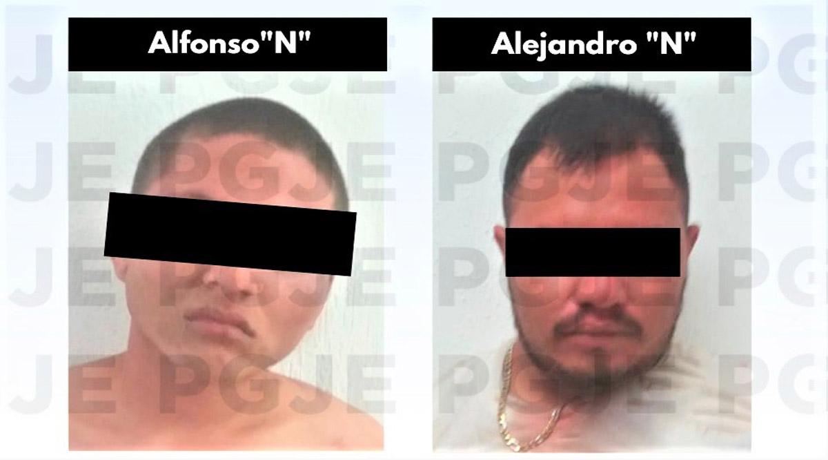 Condenan a 2 sujetos por robo con violencia en gasolineras de Los Cabos