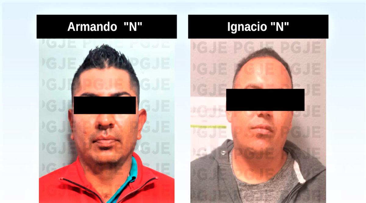 Por el delito de robo aprehenden a 2 sujetos en La Paz