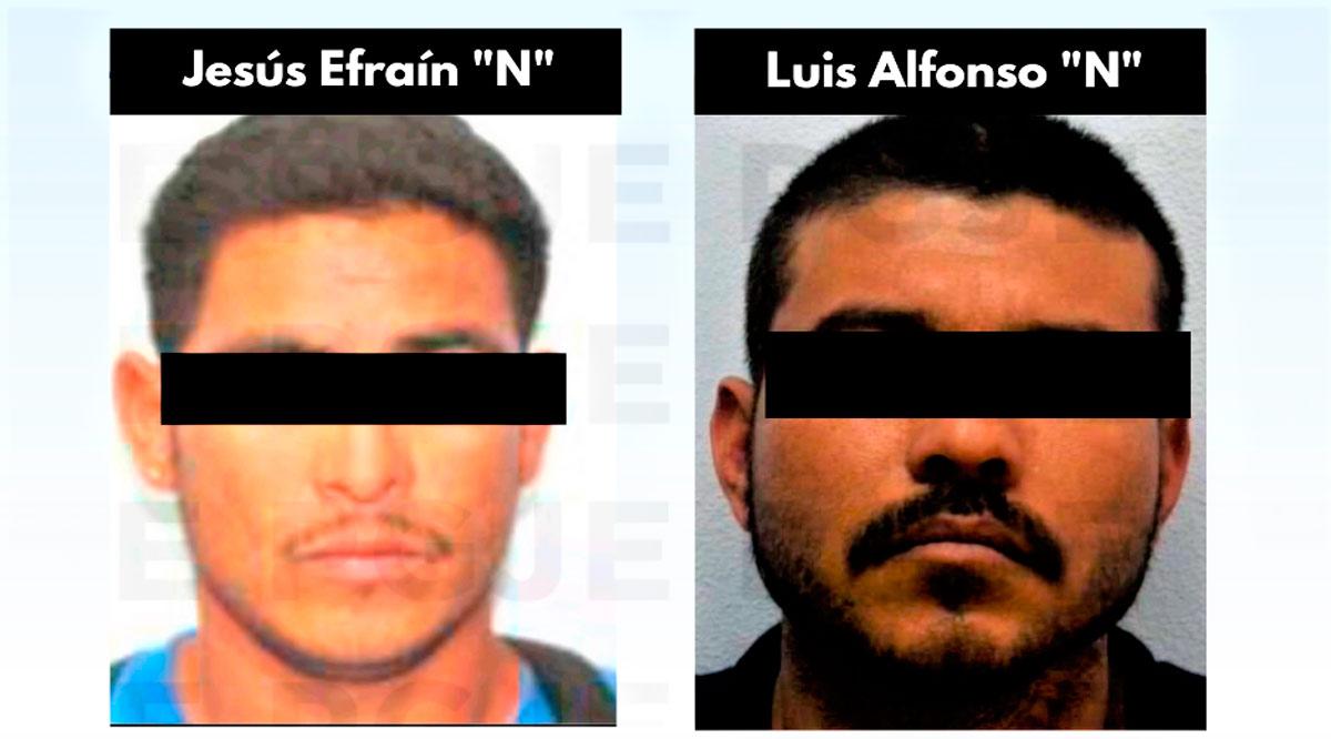 Dictan auto de formal prisión contra par de sujetos acusados de homicidio en La Paz