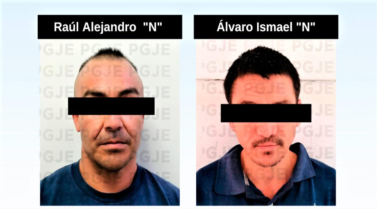 Prisión preventiva a par de sujetos que robaron una vivienda en Mulegé