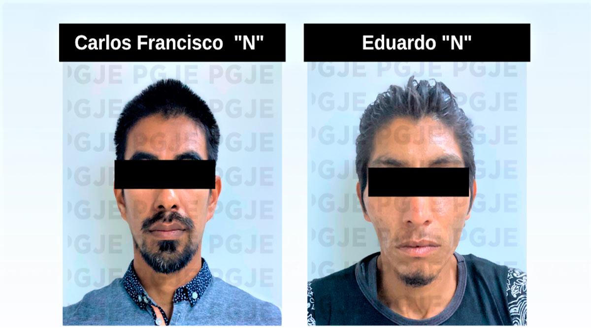 Detienen a 2 hombres relacionados con hechos delictivos en Los Cabos