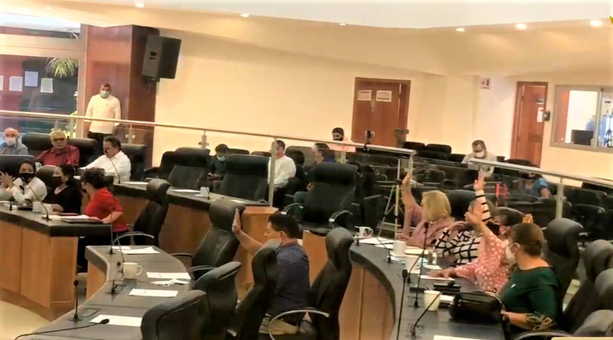 Insólito, legisladores de oposición ganan votación siendo minoría en el Congreso de BCS