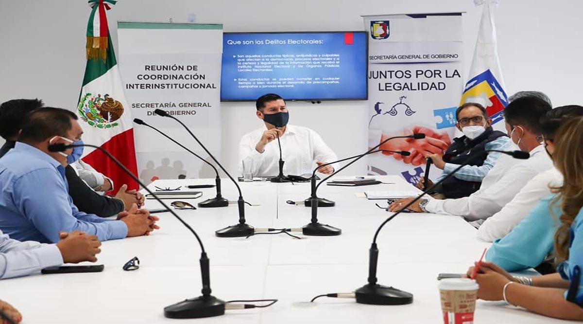 Exhorta gobierno de BCS a prevenir delitos electorales en el servicio público