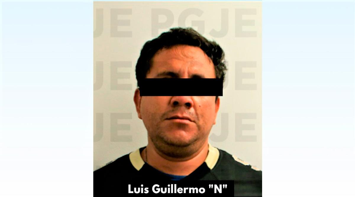 Aseguraron a un sujeto con droga y cartuchos en La Paz