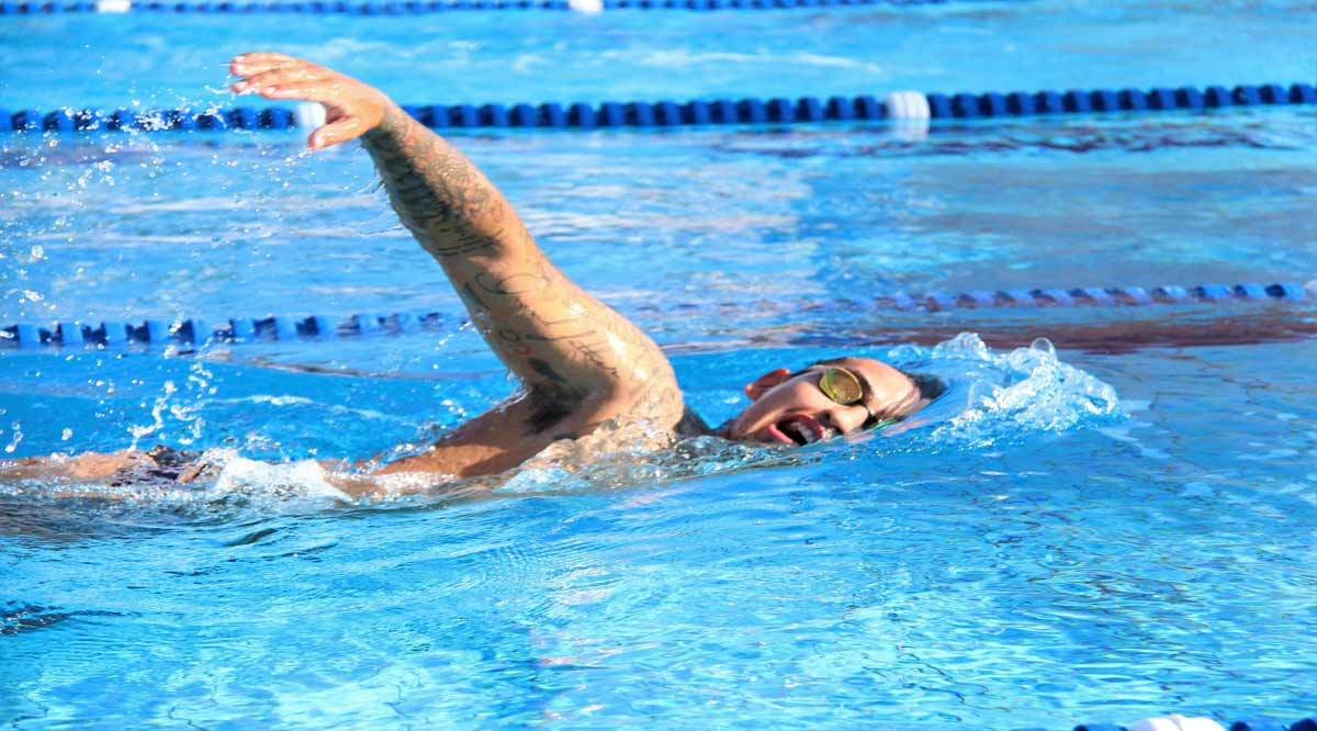 Participará Luis Armando Andrade en la Serie Mundial de Natación en Alemania