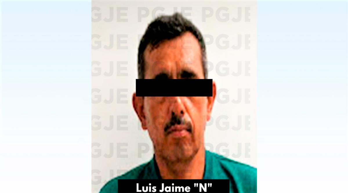 """Detienen a """"El Jimy"""" en posesión de 125 dosis de cristal en La Paz"""