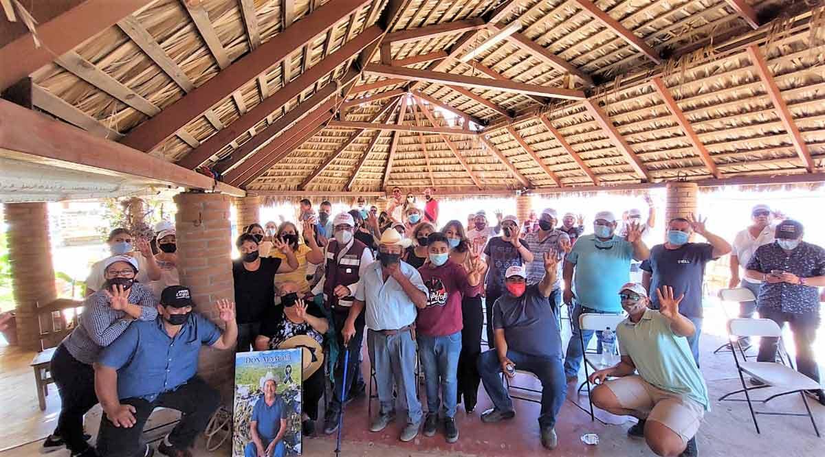 Creará Oscar Leggs fideicomiso para la zona rural de Los Cabos