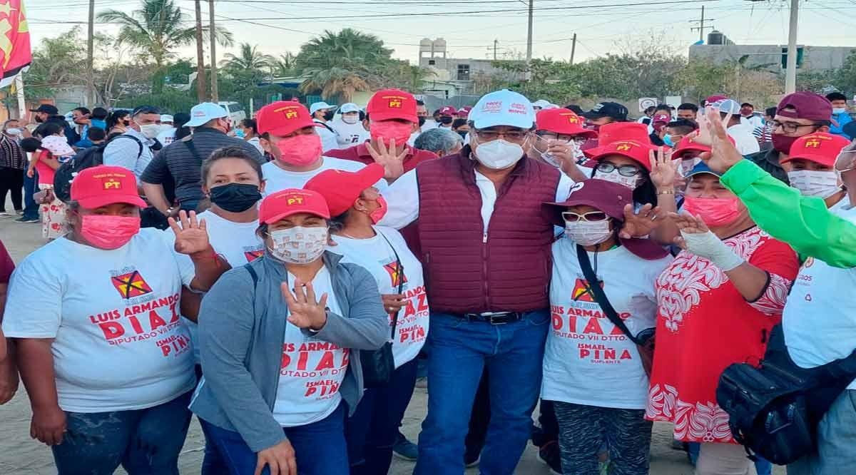"""""""Resolveremos la problemática que aqueja a la mujer en Los Cabos"""": Oscar Leggs"""