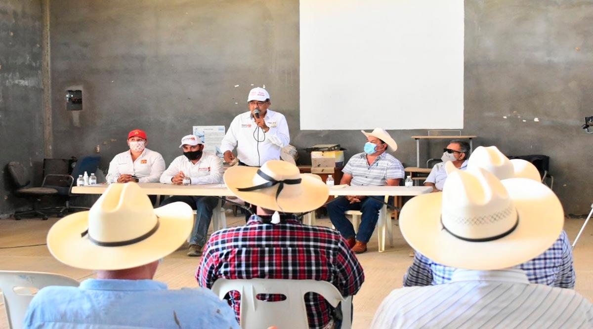 Se compromete Oscar Leggs a consolidar el mercado interno en Los Cabos