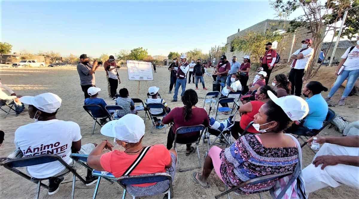 Ofrece Oscar Leggs certeza jurídica de su propiedad en Los Cabos