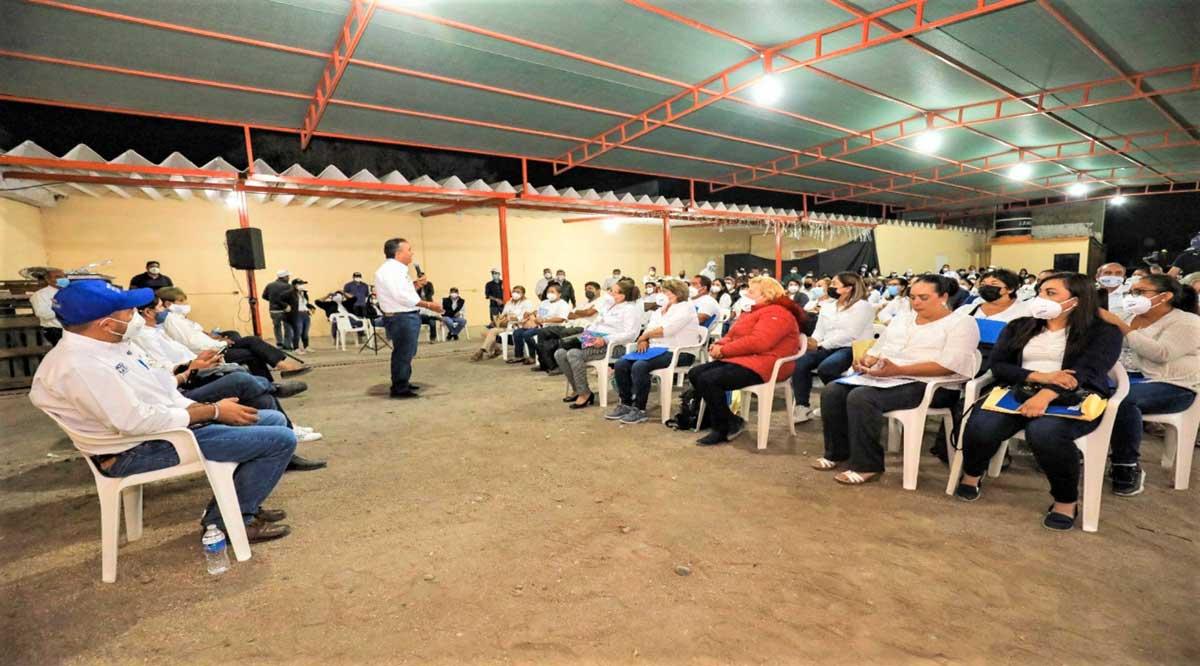 """Vamos a ganar con contundencia; será un triunfo de las familias"": Pancho Pelayo"