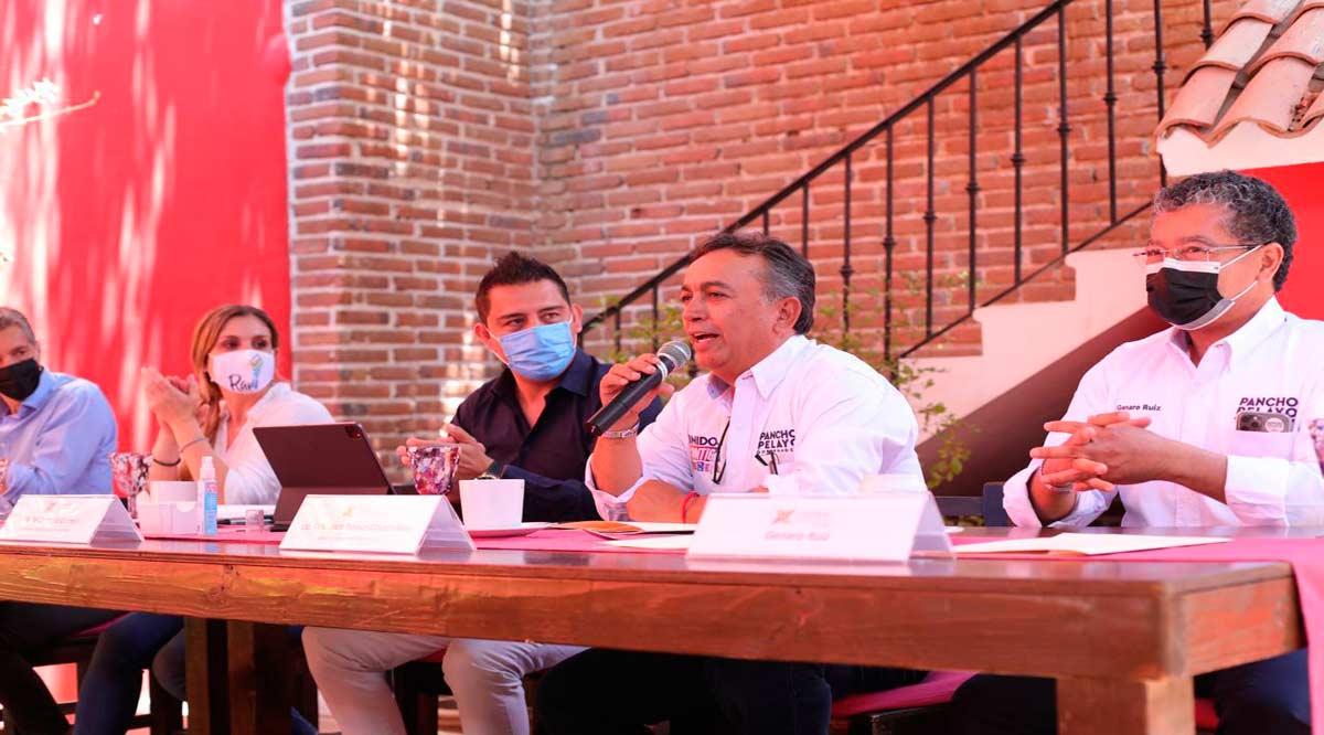 """Juntos vamos a reactivar la industria restaurantera"": Pancho Pelayo"