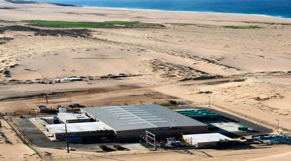 Revisan documentación de empresa ganadora de la construcción de la nueva planta desaladora en CSL