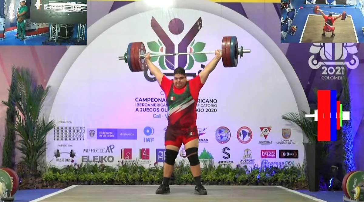 Raúl Manríquez con un pie en los Juegos Olímpicos