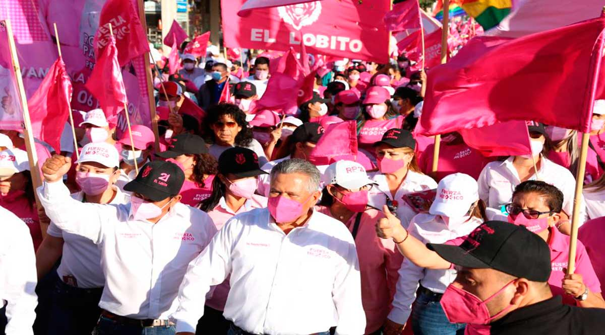 """""""Comondú ya decidió porque quiere un cambio verdadero"""": Roberto Pantoja"""