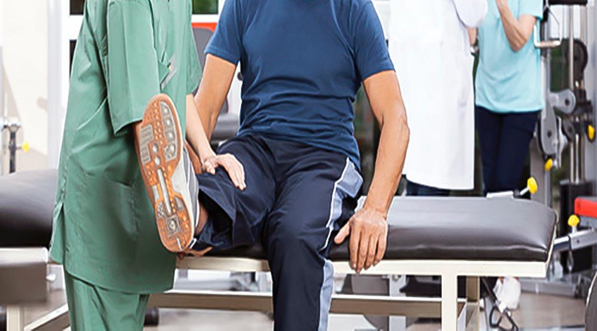 Se realizaron 3 cirugías de prótesis de rodilla en el hospital de Ciudad Constitución