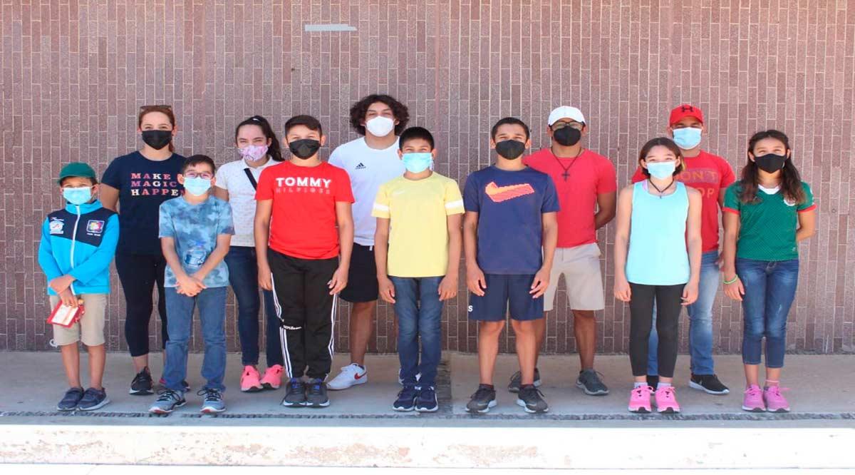 Clavadistas juveniles de BCS hará campamento en Monterrey