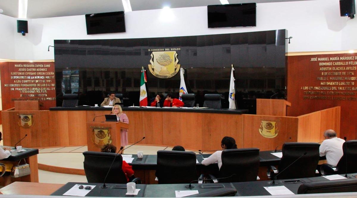 Exige el Congreso de BCS privilegiar el Principio del Interés Superior del Niño en el proceso electoral